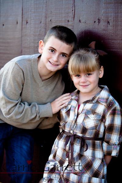 Wesley and Hannah