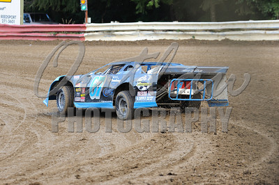 Coos Bay Speedway - Dirt Oval - Sep 5, 2009