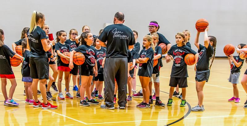 Burleson Basketball 2019