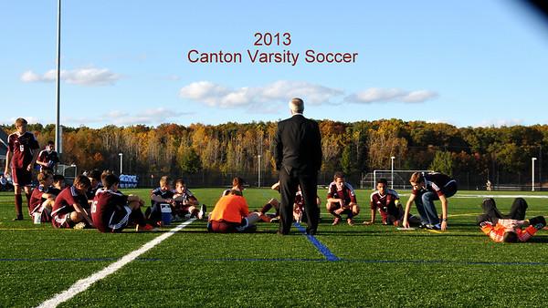 2013 Soccer Canton Varsity