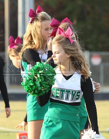 2016: Gettys Middle School