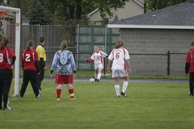 Girls JV Soccer - 5/12/2006 Whitehall