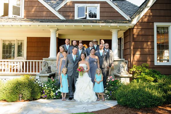 5x7 Wedding Party/Family