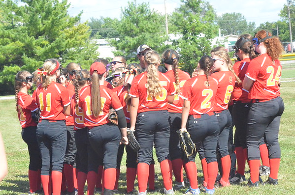 CMS Softball vs Sullivan  August 12, 2015