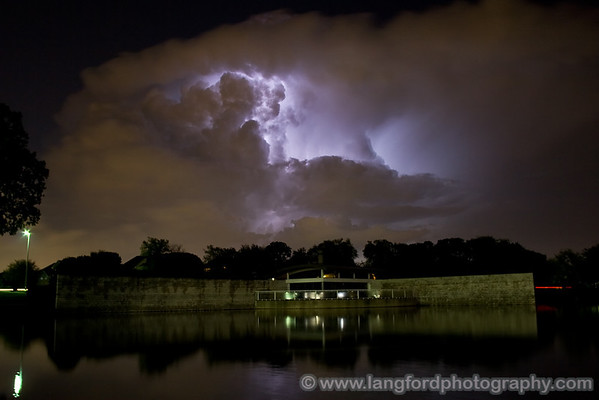 April 12th, 2009 - Lightning Storm