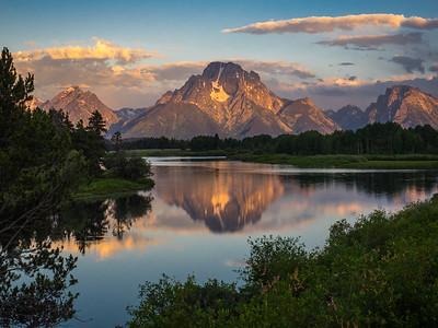 Wyoming:  Grand Tetons