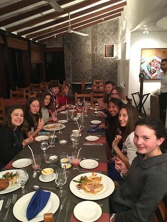2016 New West Charter Ecuador Expedition