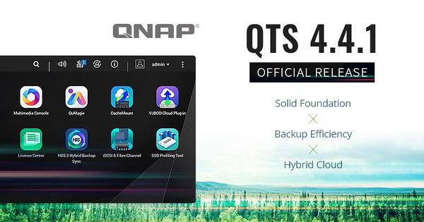 QTS 4.4.1