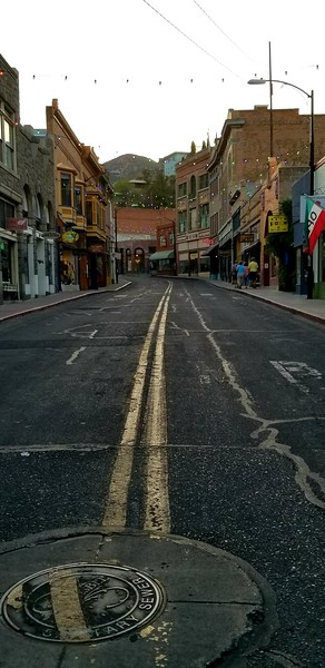2018 April - Bisbee, AZ