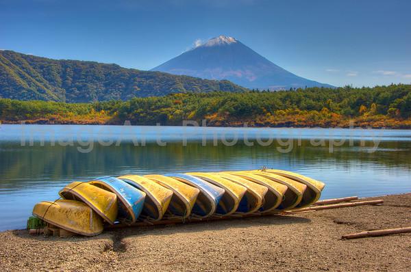 Mount Fuji 2010
