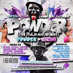 09/05/15 Powder In Da Mawning