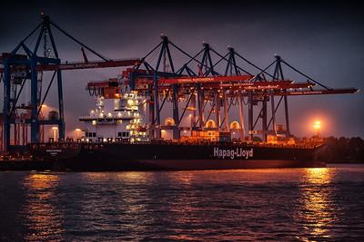 2012 10 20 eine Nacht auf einem Hamburger Hafenschlepper