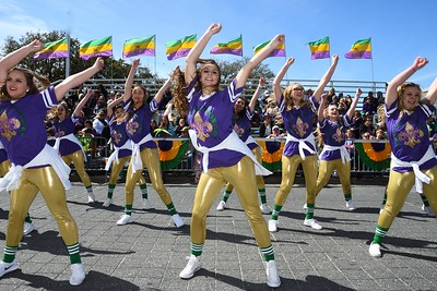 Biloxi Mardi Gras Parade 2019