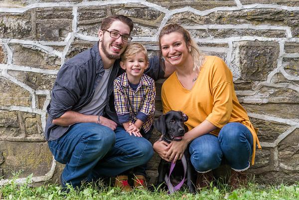 Musser Family 2018