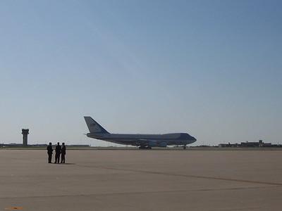 President Bush Visit