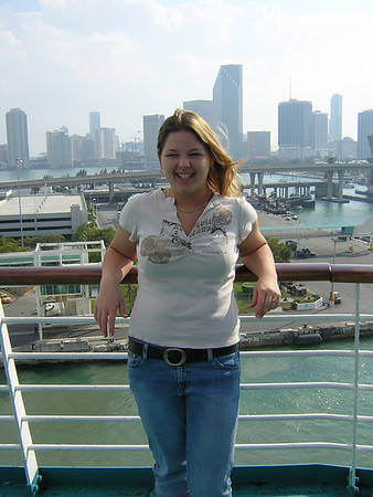 2004 Choral Dept Cruise (Janel's Pics)