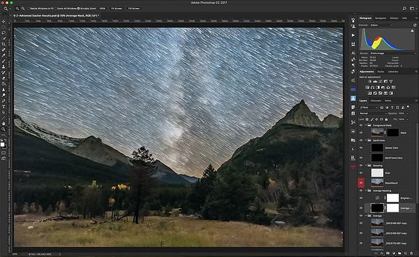 Shooting Stars Workshop Pix1