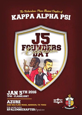 2011 Centennial Founders Day - 2016 J5 Events