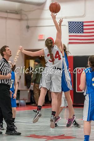 02-12-2015 Girls 7-8 Montmorency vs Dixon Catholic