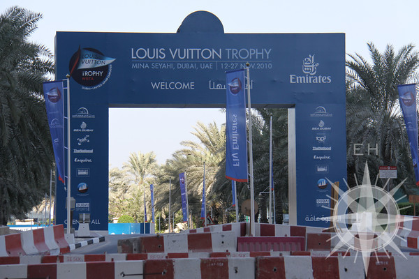 Louis Vuitton Cup Finals Dubai