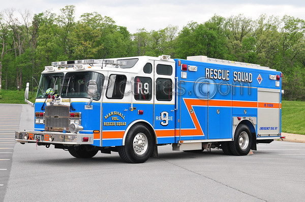 FAUQUIER COUNTY FIRE APPARATUS