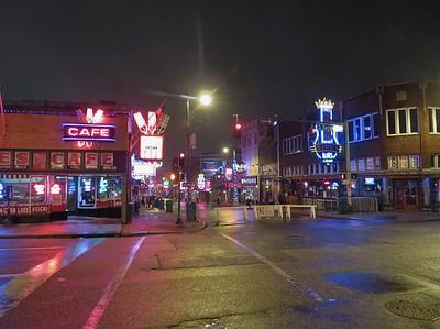 2018 January - Memphis