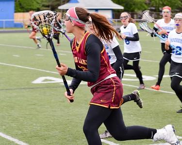 Avon Lake girls lacrosse beats Bay