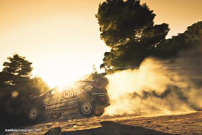 WRC Rally Acropolis 2013
