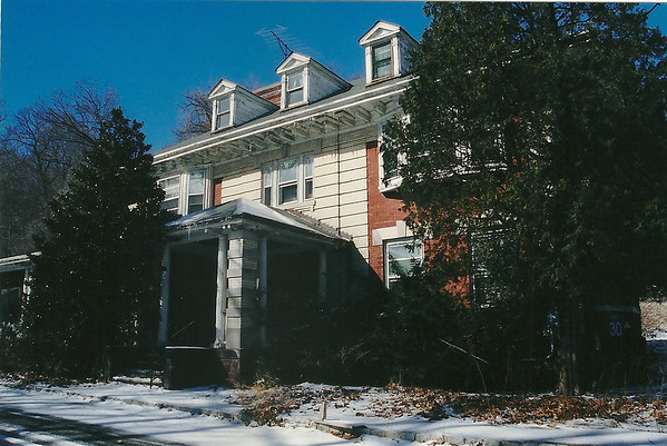 Superintendent's Mansion