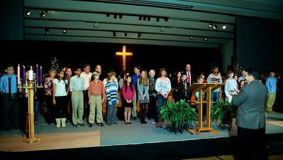 CPC Baptisms & New Membership 9Dec12