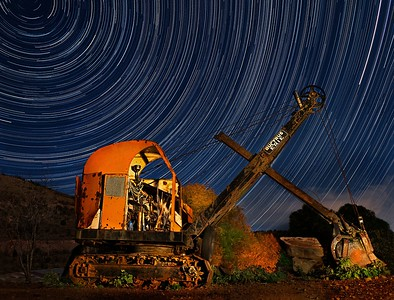 Gold King Mine Night