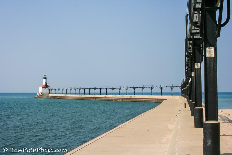 Michigan City East Pierhead