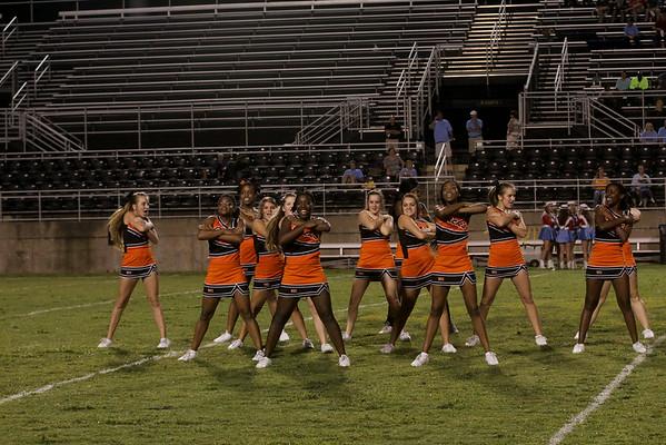 Lumberjack Cheerleaders