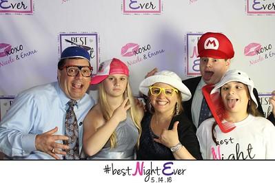 Best Night Ever (Nicole & Emma) Photo Booth