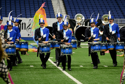 2018 State Marching Band