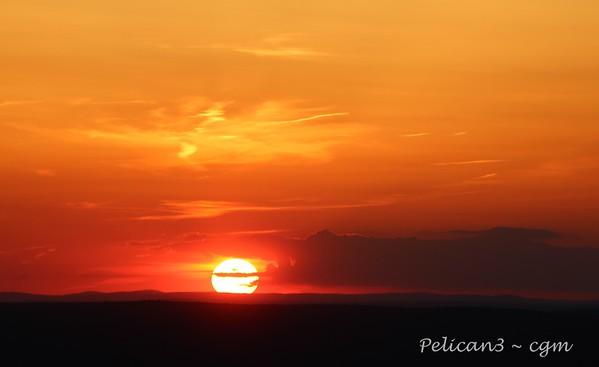 2017 High Point Sunset ~ Moonrise Hike