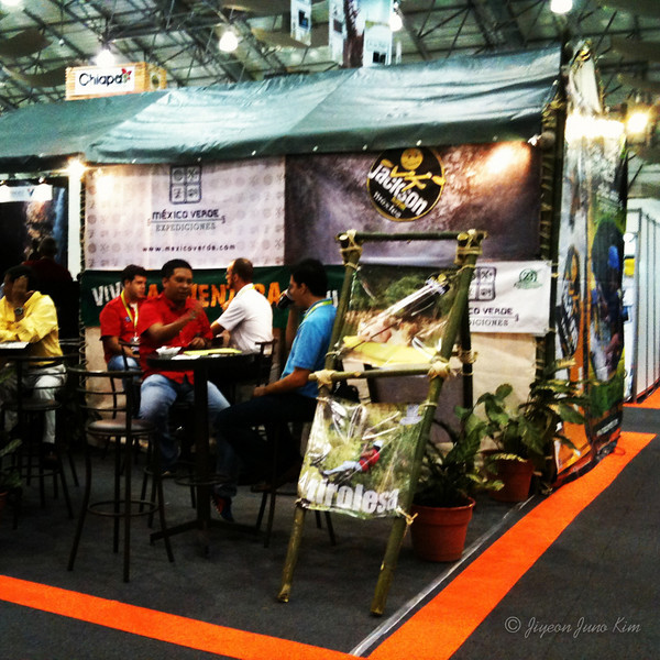 ATMEX 2013 Market place