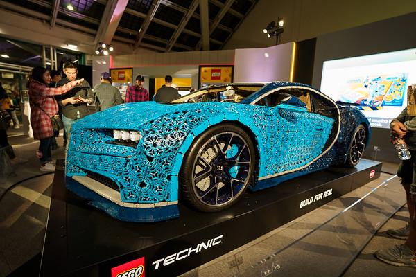 LEGO x LA Auto Show 11.23.19