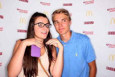 McDonald's-Revolt Tour Dallas