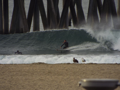12/21/19 * DAILY SURFING PHOTOS * H.B. PIER