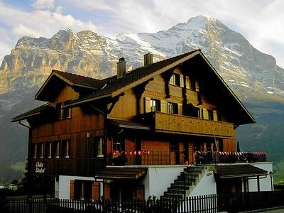 JUNGFEAU REGION & GRINDEWALD, SWITZERLAND