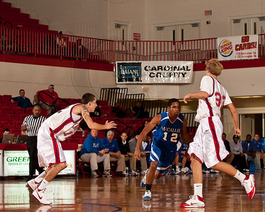 McCallie High (TN) vs. Lafayette (KY) - High School Basketball