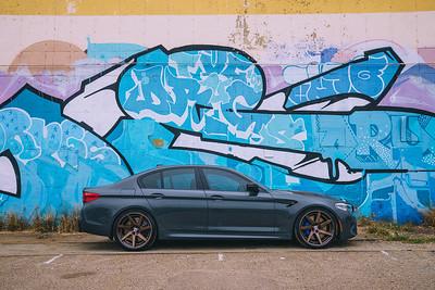 Autoshield BMW M5