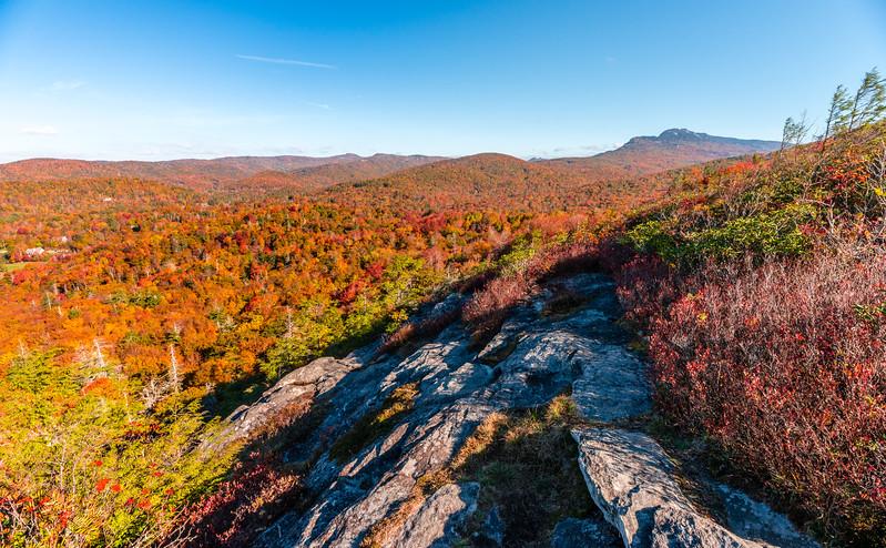 Fall on Flat Rock