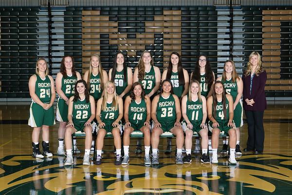 Women's Basketball Team 2018-2019
