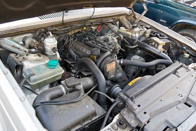 1992 B230FT 740 Turbo