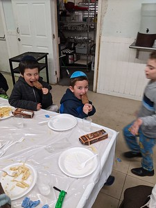 Day 6 & 7 -Friday and Motzai Shabbos