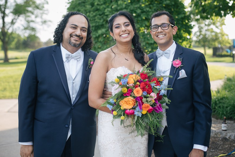 LeCapeWeddings Chicago Photographer - Renu and Ryan - Hilton Oakbrook Hills Indian Wedding -  884.jpg