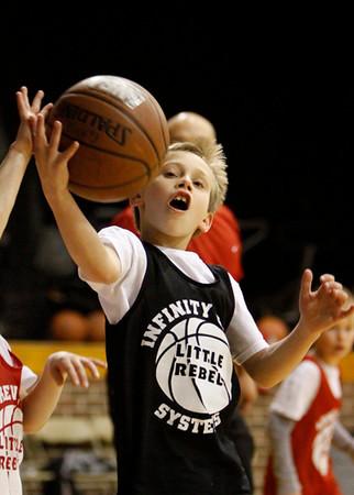 SN Boys Little Rebel Basketball 2013