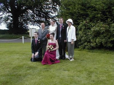 Andrew and Shona's Wedding